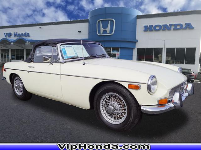 Pre-Owned 1971 MG MGB
