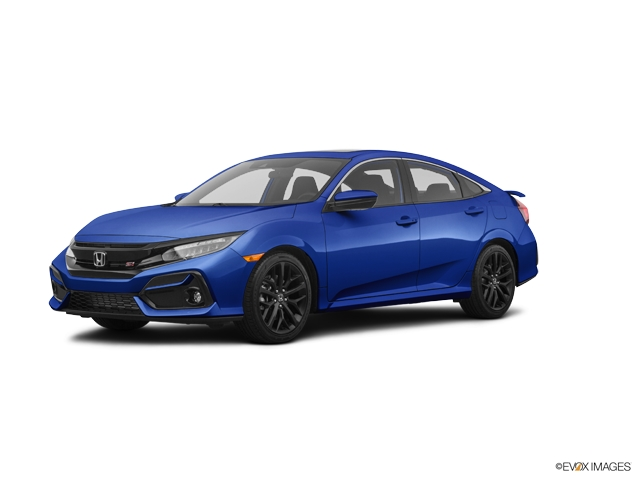 New 2020 Honda Civic Touring