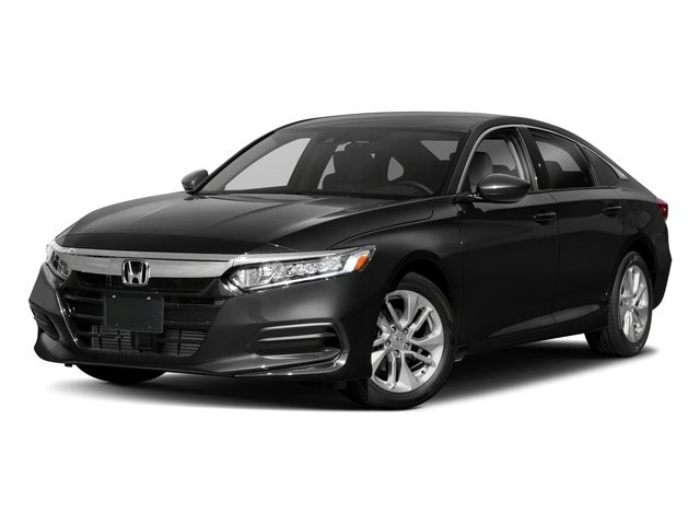 New 2018 Honda Accord Sedan LX