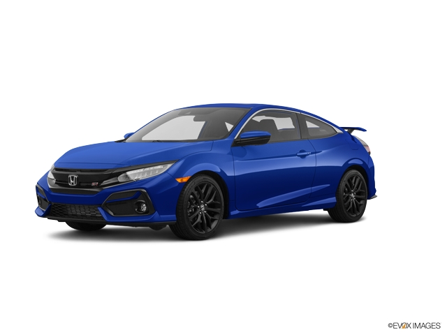 New 2020 Honda Civic Si w/Summer Tires