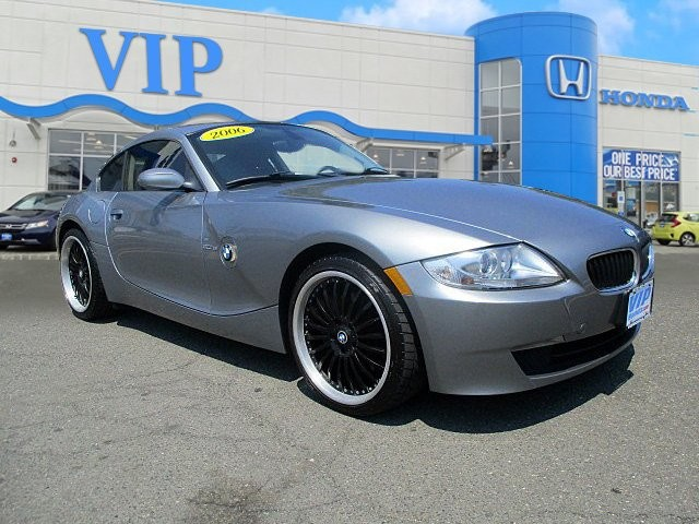 PreOwned 2006 BMW Z4 30si Coupe in North Plainfield 16653A