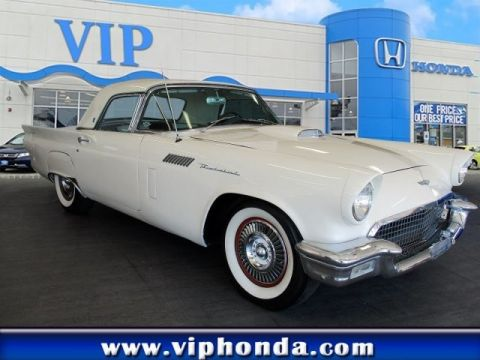 Pre-Owned 1957 Ford Thunderbird