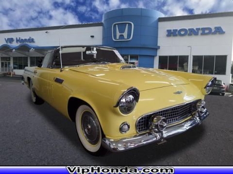 Pre-Owned 1956 Ford Thunderbird