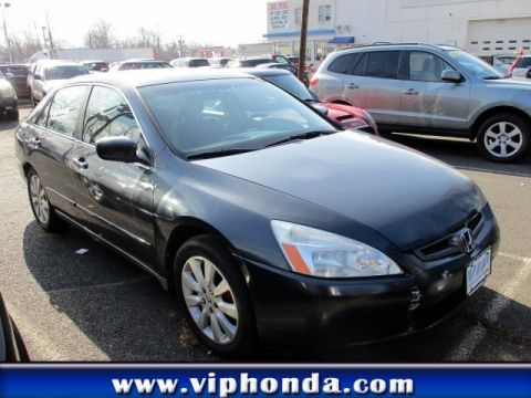 Pre-Owned 2003 Honda Accord Sdn LX Front Wheel Drive Sedan