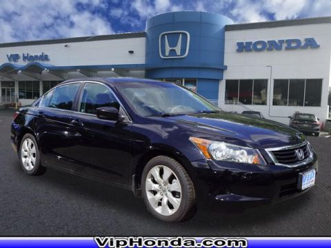 Pre-Owned 2010 Honda Accord EX FWD