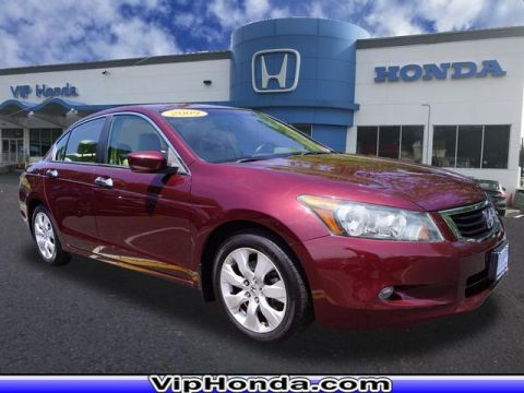 Pre-Owned 2009 Honda Accord EX-L FWD