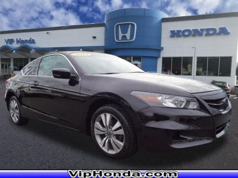 Pre-Owned 2011 Honda Accord LX-S 2.4T FWD LX-S 2dr Coupe 5A