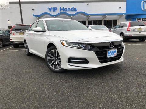 New 2018 Honda Accord Hybrid Base FWD Base 4dr Sedan
