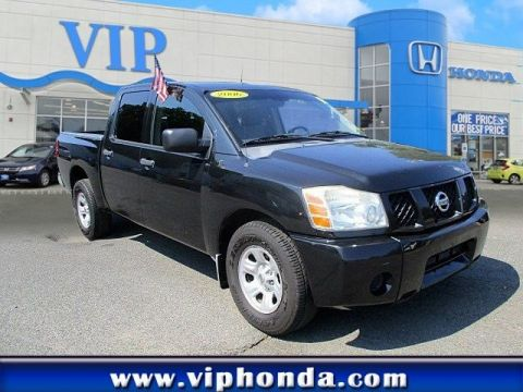 Pre-Owned 2006 Nissan Titan LE Rear Wheel Drive Pickup Truck