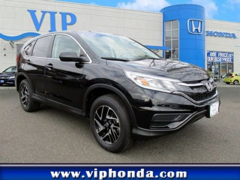 Certified Pre-Owned 2016 Honda CR-V SE AWD
