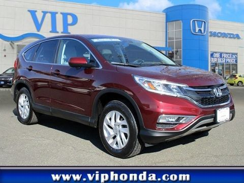 Certified Pre-Owned 2015 Honda CR-V EX AWD