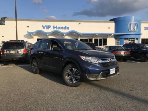 New 2018 Honda CR-V LX AWD