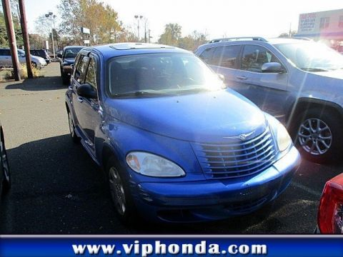 Pre-Owned 2005 Chrysler PT Cruiser Touring Front Wheel Drive Wagon