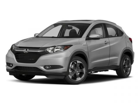New 2018 Honda HR-V EX-L Navi With Navigation & AWD
