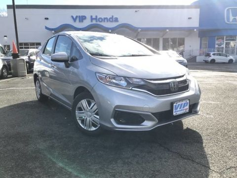 New 2018 Honda Fit LX Front Wheel Drive Wagon