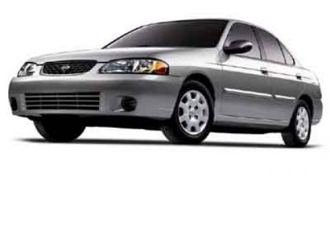 Pre-Owned 2003 Nissan Sentra GXE FWD XE 4dr Sedan