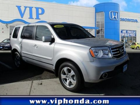 Pre-Owned 2015 Honda Pilot EX-L Four Wheel Drive SUV
