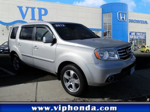 Pre-Owned 2012 Honda Pilot EX-L Four Wheel Drive SUV