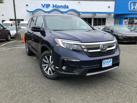 New 2019 Honda Pilot EX-L 8P AWD AWD EX-L 4dr SUV w/Navi and RES