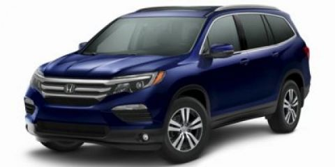 New 2018 Honda Pilot EX-L With Navigation & AWD