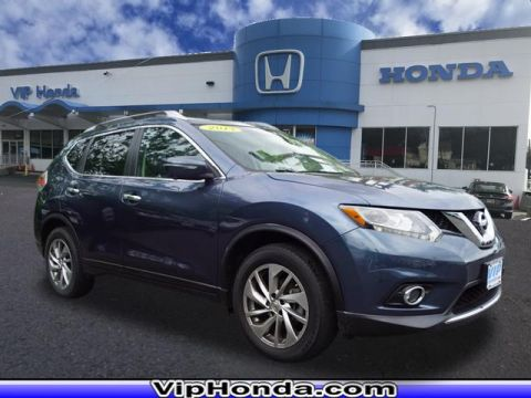 Pre-Owned 2014 Nissan Rogue SL FWD SL 4dr Crossover