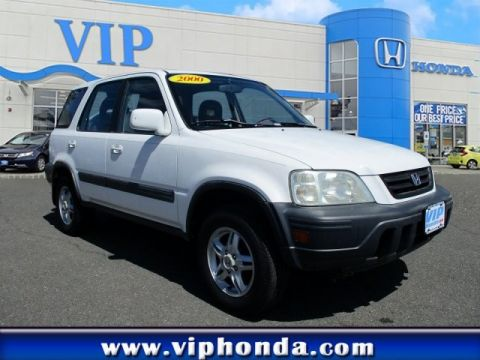 Pre-Owned 2000 Honda CR-V EX Four Wheel Drive SUV