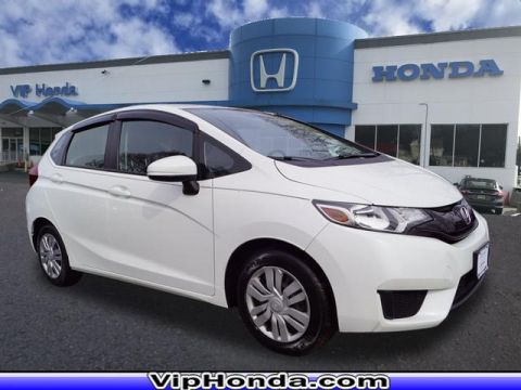 Certified Pre-Owned 2016 Honda Fit LX FWD LX 4dr Hatchback CVT