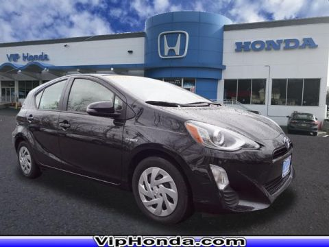 Pre-Owned 2016 Toyota Prius c One