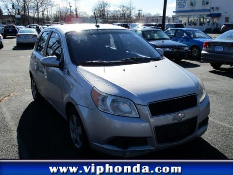 Pre-Owned 2009 Chevrolet Aveo LT w/1LT Front Wheel Drive Sedan