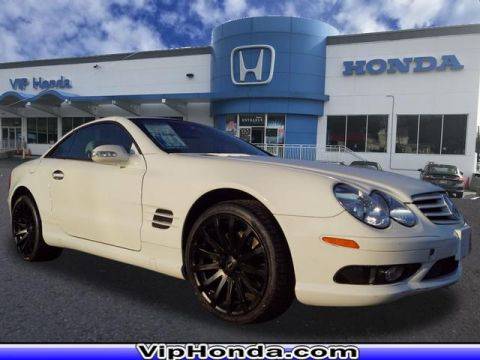 Pre-Owned 2003 Mercedes-Benz SL-Class SL