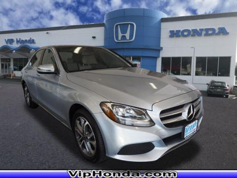 Pre-Owned 2018 Mercedes-Benz C-Class C 300 AWD 4MATIC AWD C 300 4MATIC 4dr Sedan