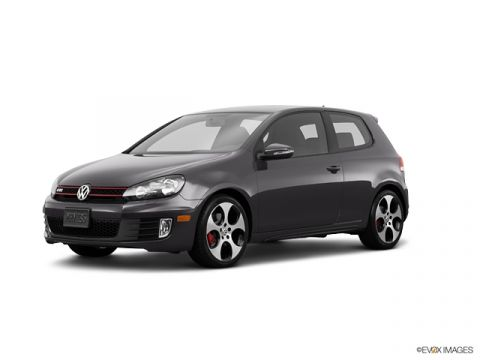 Pre-Owned 2011 Volkswagen GTI Autobahn PZEV