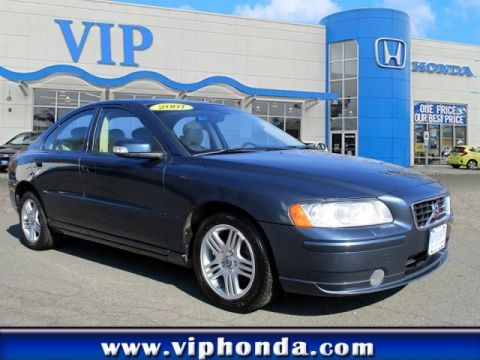 Pre-Owned 2007 Volvo S60 (fleet-only) 2.5L Turbo AWD